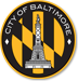 Baltimore City Health Department logo