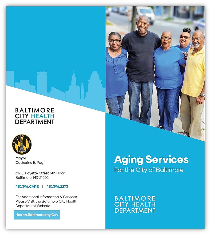 Aging Services Front Page