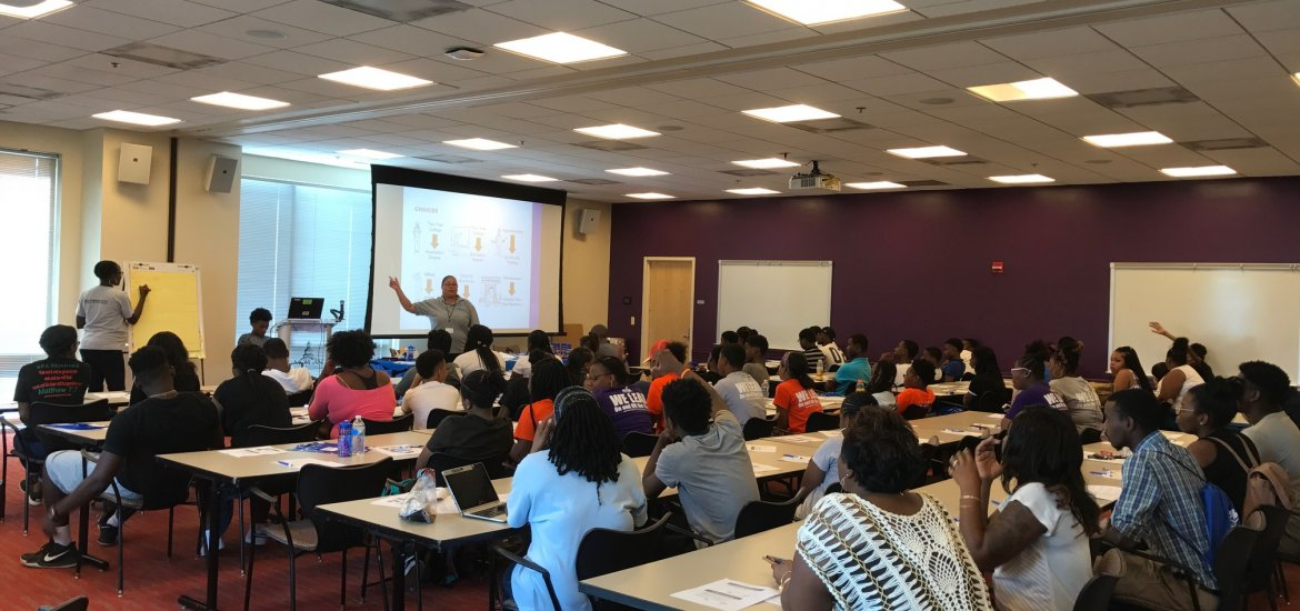 Financial Literacy & College 101 at Morgan State University