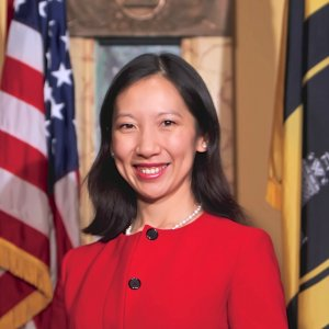 Dr Leana Wen, Health Commissioner, Baltimore City